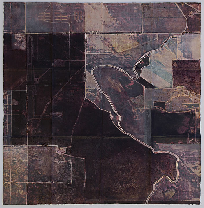 Mapping the land 1