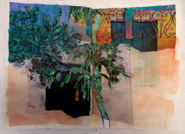 Cuba sketchbook